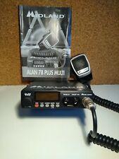 Radio Cb Midland Alan Plus 78 Multi