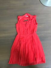 American Eagle Xs Dress In Poppy Color
