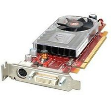 Radeon DMS-59  PCI-e Low Profile Video Graphics Card 256MB