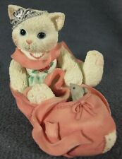 Calico Kittens We're Partners In The Dance Of Life #314471 Figurine 1997 Hillman