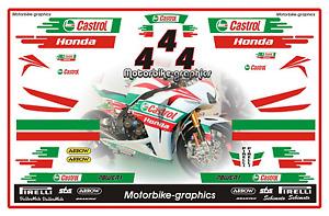 Honda Castrol 2011 WSB