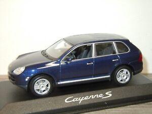 Porsche Cayenne S - Minichamps 1:43 in Box *34237