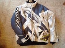 Castle X Ladies G3 Launch Kryptec Yeti Snowmobile Jacket Sm 70-9912