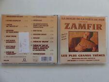 La magie de la flute de pan GHEORGHE ZAMFIR Plus grands themes 848677 2 CD ALBUM