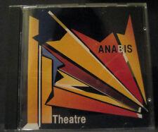 ANABIS Theatre CD OOP PROG Ger WMMS4 (Genesis, Camel, Eloy, Trilogy, Starcastle)