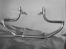 Kawasaki VN2000 Vulcan Classic Stainless steel crash bar engine guard with pegs