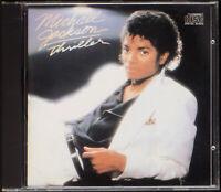 Michael Jackson - Thriller (CD, Album, RE, Pit) - CD [15] (EX/EX)