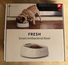 PETKIT FRESH SMART DIGITAL ANTIBACTERIAL FEEDING BOWL BRAND NEW