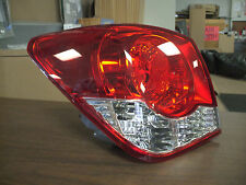 Chevy Cruze USED Left Tail Lamp 2014-2016 #94540776
