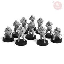 """Einherjar`s Kamrades Tactical Squad Artel """"W"""" Miniatures AWM040"""