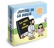 Joyitas de la Biblia : La vida de Jesús un sistema de ocho libretes by Didier...