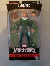 "Spider-Man 6"" Marvel Legends Classic Comics Vulture (Demogoblin Baf) Open Box"