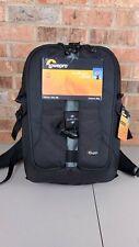 Lowepro Vertex 200 AW All Weather DSLR Camera Backpack Case Bag Black NEW