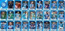 Società Sportiva Calcio Napoli Squadra Di Football TRADING CARDS 2017-18