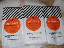 Fresh Decaf Colombia Ground Coffee, Medium Roast, 12 Ounce (Pack of 3) 10/20