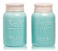 Decorative Salt and Pepper Shakers Satisfy your Retro Fun Country Style Give ...