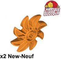 Lego Technic Technik 2x Propeller Kreissägeblatt #41530 flat silver NEUWARE