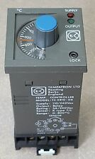 TEMPATRON LTD Temperature Controller TC4810-04 W/base. 110/240Vac, 0-800 C