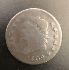 1809 Large Cent