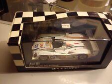 MINICHAMPS 1/43  AUDI R8  # 38  12 SEBRING 2003