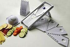 Chef Goss Mandoline & V Slicer Best for making Healthy Salads and Coleslaws