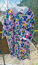 Vintage a bathing ape x baby milo polo shirt kaws bape  supreme boost 3xl BNWOT