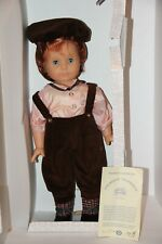 Gotz Franzie Limited Edition 2nd Edition Doll Rainbow Connection No 047 of 96