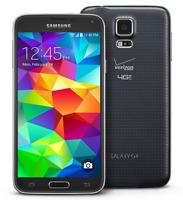 """Débloqué Téléphone 5.1"""" Samsung Galaxy S5 SM-G900V 16GB 16MP 3G/4G LTE NFC- Noir"""