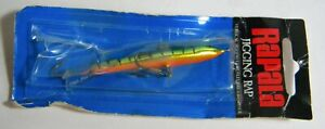 New Rapala Jigging Rap W9 P