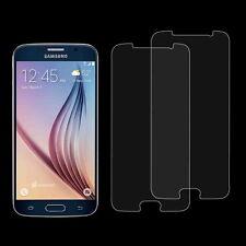 1x Samsung Galaxy S6 Schutzglas 9H Echt Glas Panzerfolie Displayschutzfolie Klar