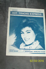 HOT TRACKS MAGAZINE - USA XEROX COPY (black & white)