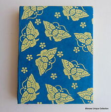 NB-05 Handmade Lokta Paper Butterfly Printed Notebook Journal Diary Sketch Book