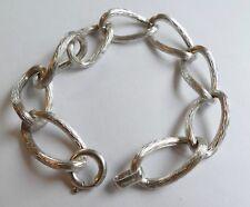 Armband Silber 925 RW rhodiniert Vintage 70er silver bracelet
