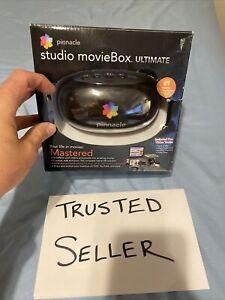 Pinnacle Studio GmbH MovieBox 710-USB Ultimate Video Input Hardware New In Box