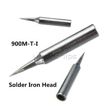 2PCS 900M-T-I 936 Conical Solder Iron Head Replace Pencil Soldering Tip 4.5cm