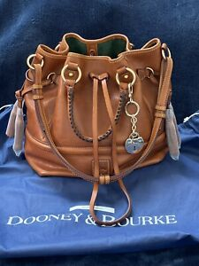 DOONEY & BOURKE Buckley Drawstring Bucket Florentine Handbag