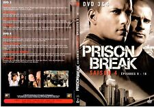 DVD Prison Break Saison 4 episodes 9-16 | Serie TV | <LivSF> | Lemaus