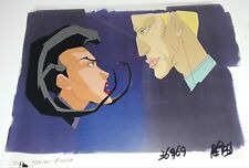 Aeon Flux Isthmus Crypticus Animation Production Cel