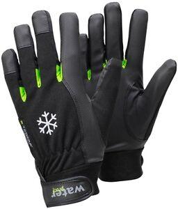 Ejendals TEGERA 517 Winterhandschuhe aus Synthetikleder wasserdicht winddicht