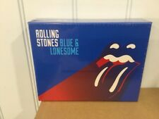 The Rolling Stones - Blue And Lonesome Limited Edition CD Book Artcards Box Set