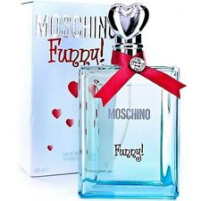 MOSCHINO FUNNY! BY MOSCHINO FOR WOMEN-EDT-SPRAY-3.4 OZ-100 ML-AUTHENTIC-ITALY