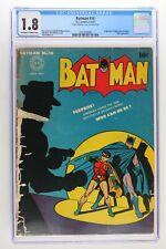 Batman #16 - DC 1943 CGC 1.8 Origin & 1st App of Alfred! Joker App!