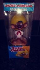Funko Wacky Wobbler Bobble-Head SPEEDY GONZALES Vaulted