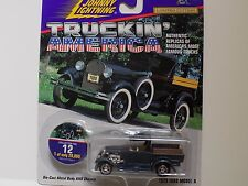 JOHNNY LIGHTNING TRUCKIN' AMERICA LIMITED EDITION 1929 FORD MODEL A #12