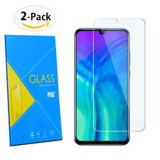 "For Huawei Honor 20i 20 Lite 6.21"" -  2-Pack Tempered Glasses Screen Protector"