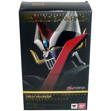 Bandai SR Super Robot Chogokin Great Mazinger [KUROGANE Finish] Action Figure