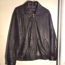 Kirkland Men's Leather Jacket - Large