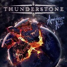 Apocalypse Again 0884860150026 by Thunderstone CD