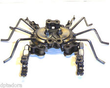 Crab Hand Crafted Recycled Metal Art Sculpture Figurine