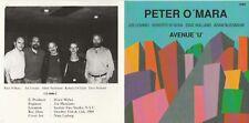 Peter O'Mara - Avenue'U' -ENJA,1990 feat. Dave Holland, Adam Nussbaum,Joe Lovano